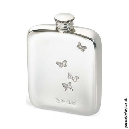 4oz-Pewter-Cushion-Butterfly-Hip-Flask-Back