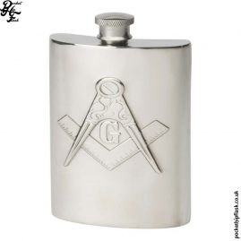 6oz-Masonic-Masons-Pewter-Hip-Flask