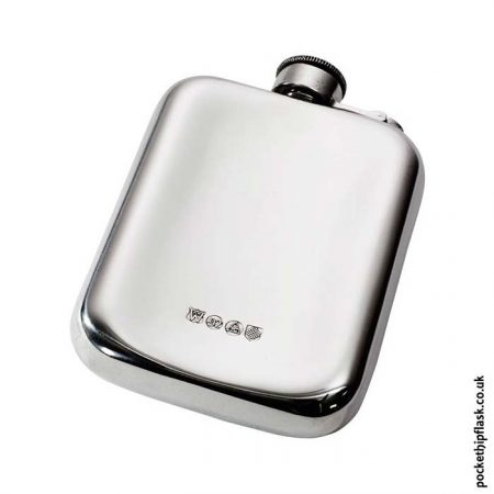 6oz-Plain-Pewter-Cushion-Hip-Flask-with-Captive-Top-Back
