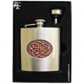 6oz-Rose-Celtic-Knot-Stainless-Steel-Hip-Flask