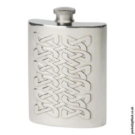 6oz-Hip-Flask-Pewter-Viking-Design