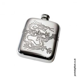 4oz-Chinese-Dragon-Pewter-Cushion-Hip-Flask