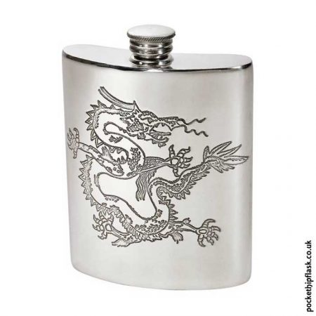 6oz-Chinese-Dragon-Pewter-Hip-Flask