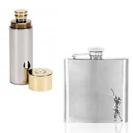 Stainless Steel Shooting Hip Flasks