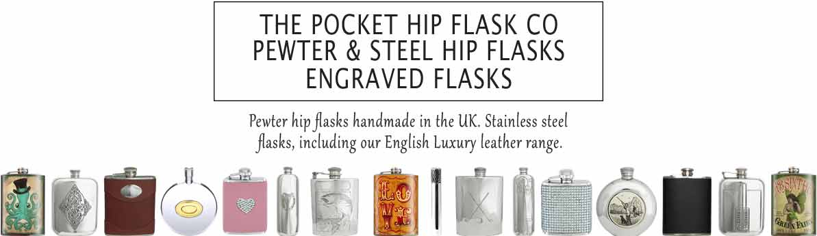 The Pocket HIp Flask Company