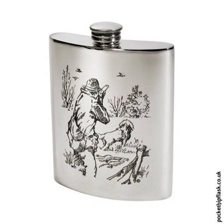 6oz-Pewter-Shooting-Hip-Flask