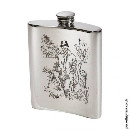6oz-Pewter-Shooting-Hip-Flask-Back