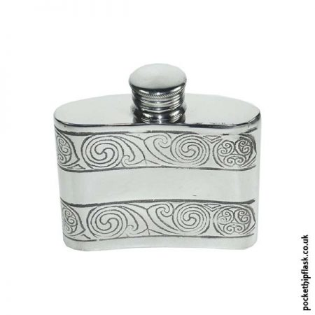 2oz-Celtic-Pewter-Hip-Flask-Back