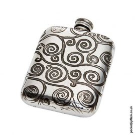 4oz-Pewter-Hip-Flask-Swirls