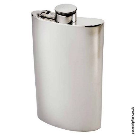 8oz-Pewter-Hip-Flask-Captive-Top