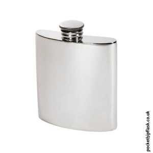 3oz-Pewter-Hip-Flask-Plain