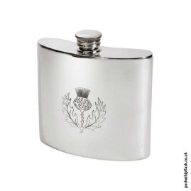 6oz-Pewter-Scottish-Thistle-Hip-Flask
