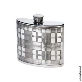 6oz-Tartan-Pewter-Hip-Flask