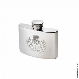 2oz-Thistle-Pewter-Hip-Flask