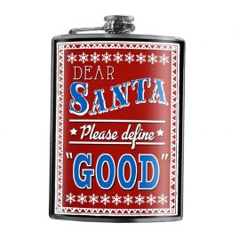 Dear-Santa-8oz-Stainless-Steel-Hip-Flasks