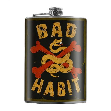 Bad-Habit-8oz-Stainless-Steel-Hip-Flask