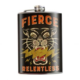 Fierce-Relentless-8oz-Stainless-Steel-Hip-Flask