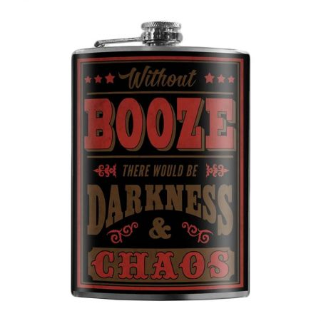 Without-Booze-8oz-Stainless-Steel-Hip-Flasks