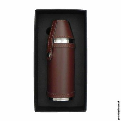 Stainless-Steel-Hunters-Flask-Boxed