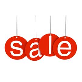 Sale - End of Line Items